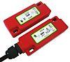 Interruptor de seguridad IDEM 112009, WPR, IP67, IP69K, 75 x 29 x 16,5 (actuador) mm, 79 x 29 x 16,5 (conmutador) mm,