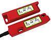 Interruptor de seguridad IDEM 113006, CPR, IP67, 83 x 20 x 17 (actuador) mm, 85 x 20 x 17 (conmutador) mm, Magnética,