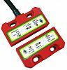 Interruptor de seguridad IDEM 111015, SPR, IP67, 50 x 25,5 x 13 (actuador) mm, 50 x 25,5 x 13 (conmutador) mm,