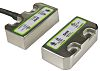 Interruptor de seguridad IDEM 139016, SMR, IP67, IP69K, 50 x 25,5 x 13 (actuador) mm, 50 x 25,5 x 13 (conmutador) mm,