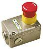 IDEM Surface Mount Round Head Emergency Button -