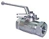 RS PRO Process Ball Valve Stainless Steel 2