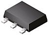 N-Channel MOSFET, 170 mA, 400 V, 3 +