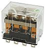 Omron, 240V ac Coil Non-Latching Relay 4PDT, 10A