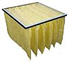 RS PRO Bag Filter, Polypropylene Media, F8 Grade,