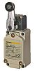 Omron, Double Break Limit Switch - Aluminium Alloy, Stainless Steel, NO/NC, Roller Lever, 250V, IP67