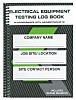 Protag PRO-LOGBOOK Portable Appliance Tester Label, For Use