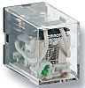 Omron, 240V ac Coil Non-Latching Relay DPDT, 10A