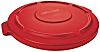 Rubbermaid Commercial Products 565mm Red PE Bin Lid