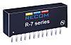 Recom Through Hole Switching Regulator, 5 → 7.5V