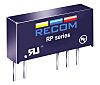 Recom RP 1W Isolated DC-DC Converter Through Hole,