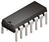 Microchip PIC16F1705-I/P Microcontroller, PIC16F, 14-Pin PDIP