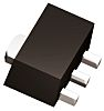 N-Channel MOSFET, 230 mA, 350 V Depletion, 4-Pin