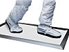 White Cleanroom Tacky Mat, 1.14m x 910mm x