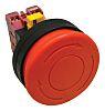 Idec Panel Mount Round Head Emergency Button -