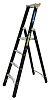 Zarges Aluminium 4 steps Step Ladder, 1.06m platform