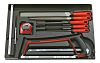 Facom 20 Piece Maintenance Tool Kit with Foam