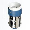 LED Lamp, TW Pilot, Blue, 24Vac/dc