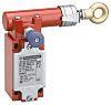 Telemecanique Sensors XY2CJ Seilzugschalter, 2 Öffner, 240Vac / 250Vdc, 270 mA @ 250 V dc, 3 A @ 240 V ac
