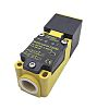 Turck 114mm Flush Mount Capacitive sensor, NO/NC Output,