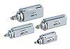SMC Double Action Pneumatic Pin Cylinder, CDJP2D16-30D