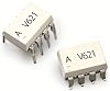 Broadcom 15 μA Solid State Relay, Direct, Surface