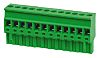 RS PRO 5mm Pitch, 12 Way PCB Terminal