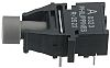 Broadcom HFBR-2522Z 1MBd 600Nm Fibre Optic Receiver, Square