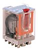 Turck 3PDT Plug In Non-Latching Relay - 16