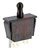 Door Interlock Micro Switch Plunger, DPDT 10 A