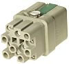 HARTING HAN Q Heavy Duty Power Connector Insert,