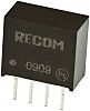 Recom RO 1W Isolated DC-DC Converter Through Hole,