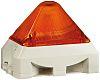 Pfannenberg PY X-MA-10 Sounder Beacon 100dB, Amber Xenon,