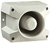 Pfannenberg PA 5 Grey 80 Tone Electronic Sounder ,230 V ac, IP66