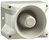 Pfannenberg PA 20 Grey 80 Tone Electronic Sounder ,24 V dc, IP66