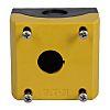 Eaton Yellow Plastic M22 Push Button Enclosure -