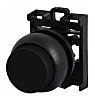 Eaton, M22 Non-illuminated Black Push Button, 22mm Momentary