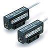 Capteur de pression SMC pour Air sec, gaz, 0 l/min à 0,5 l/min Raccord monotouche, Etalonné RS
