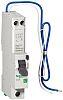 Schneider Electric 1+N Pole Type AB RCBO, 32A EZ9, 6 kA