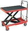 RS PRO Flatbed Steel Platform Trolley, 820 x
