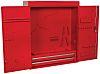 RS PRO 2 drawer Heavy Gauge SteelWall Mount