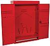 RS PRO 1 drawer Heavy Gauge SteelWall Mount