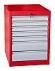 RS PRO Sheet Metal Cabinet
