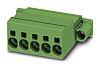 Phoenix Contact, ISPC 5/ 5-STF-7.62 7.62mm Pitch, 5