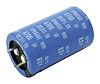 Vishay 680μF 250V dc Aluminium Electrolytic Capacitor, Through