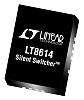 Analog Devices, LT8614EUDC#PBF DC-DC Converter, 1-Channel 4A