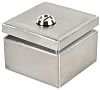 Rittal JB Junction Box, IP66, 100mm x 75mm x 100mm