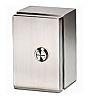 Rittal JB Junction Box, 150mm x 150mm x