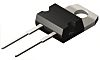 STMicroelectronics 650V 22A, SiC Schottky Diode, 2-Pin TO-220AC