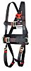 JSP FAR0303 Front, Rear, Sides Attachment Safety Harness
